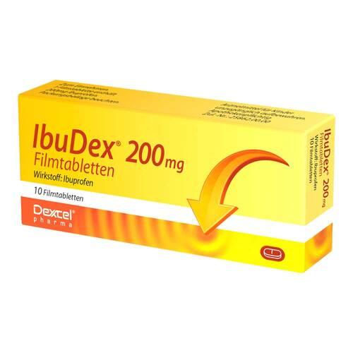 Ibudex 200 mg Filmtabletten - 1