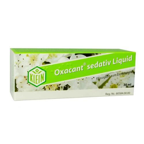 Oxacant sedativ Liquid - 1