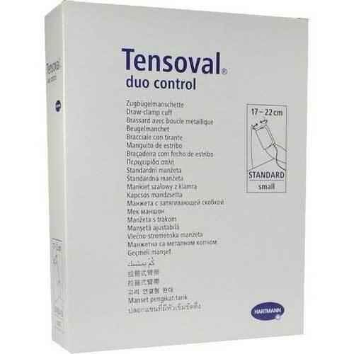 Tensoval duo control II mit Zugbügelm.17 - 22 cm small - 1