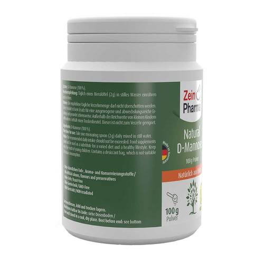 Natural D-Mannose Powder - 4