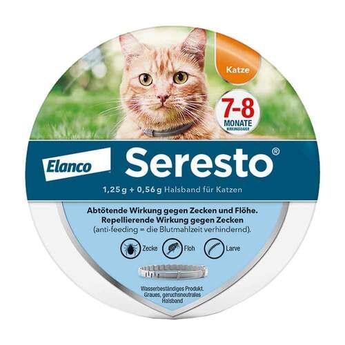 Seresto Halsband für Katzen - 1