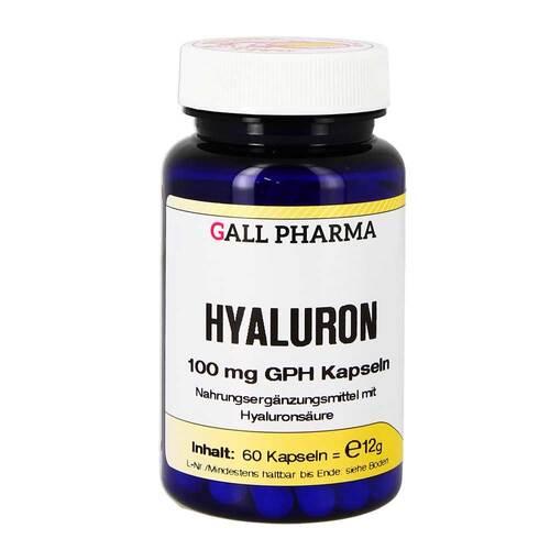 Hyaluron 100 mg GPH Kapseln - 1