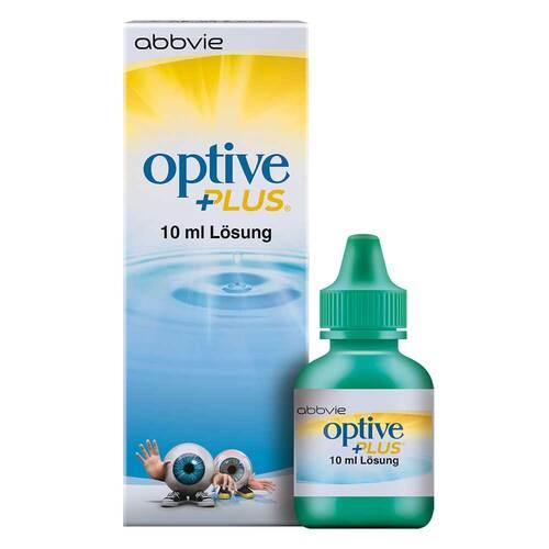 Optive Plus Augentropfen - 1