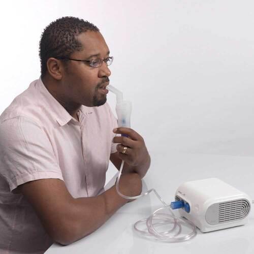 Omron C28P Compair Inhalationsgerät - 3