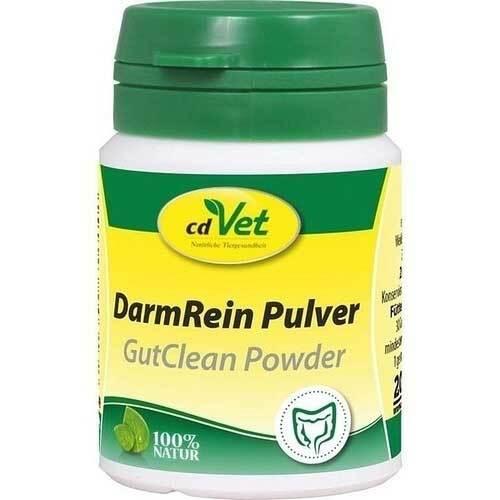 Darmrein Pulver vet. (für Tiere) - 1