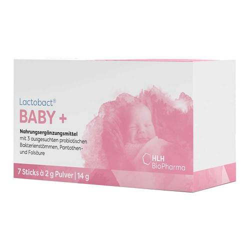 Lactobact Baby 7 Tage Beutel - 1