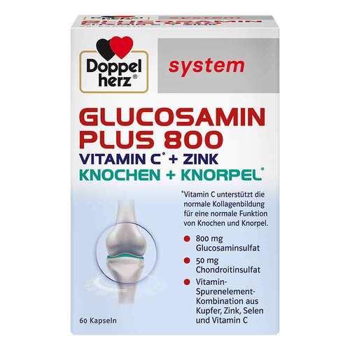 Doppelherz system Glucosamin Plus 800 Kapseln - 1