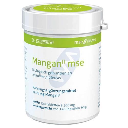 Mangan II Mse Tabletten - 1