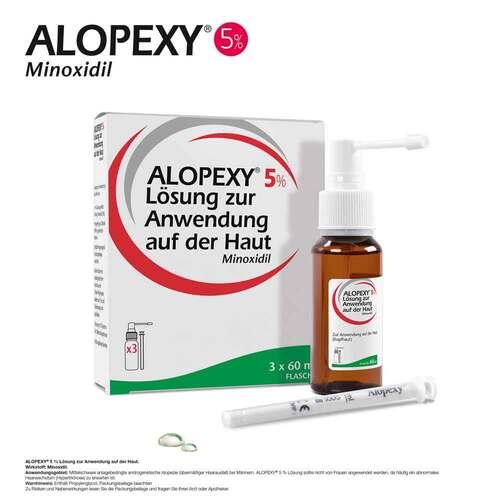 Alopexy 5% Lösung - 2