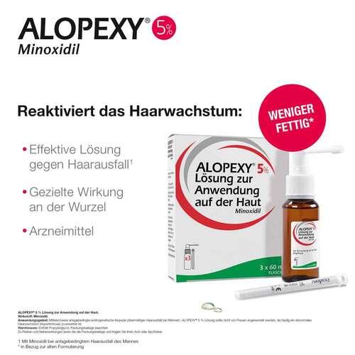 Alopexy 5% Lösung - 3
