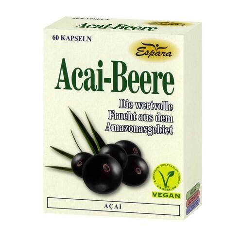 Acai Beere Kapseln - 1