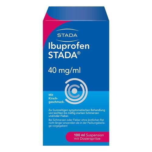Ibuprofen STADA 40 mg / ml Suspension zum Einnehmen - 1
