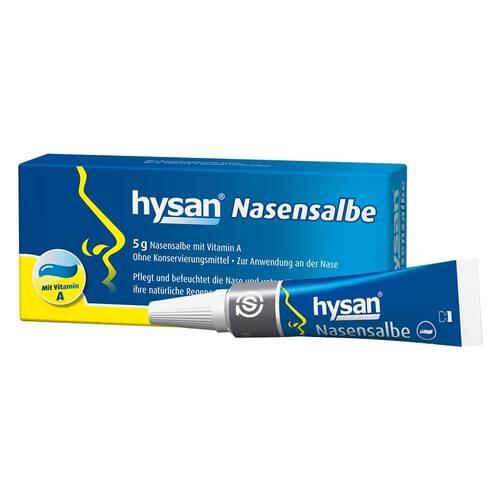 PZN 09440545 Nasensalbe, 5 g