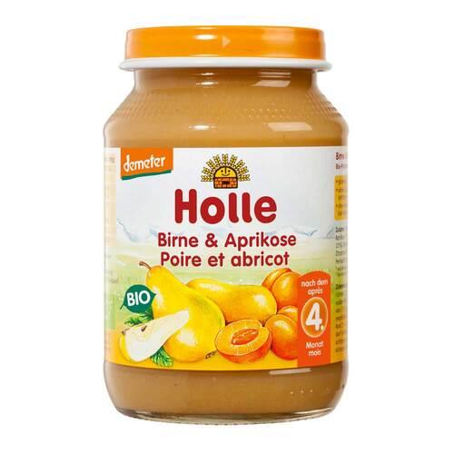 Holle Birne und Aprikose - 1