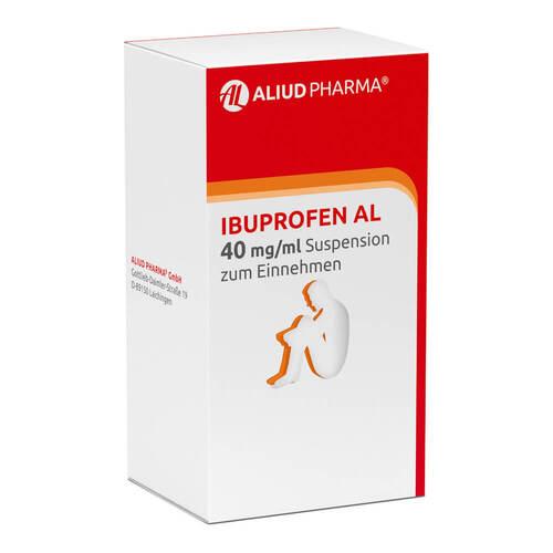 Ibuprofen AL 40 mg / ml Suspension zum Einnehmen - 1
