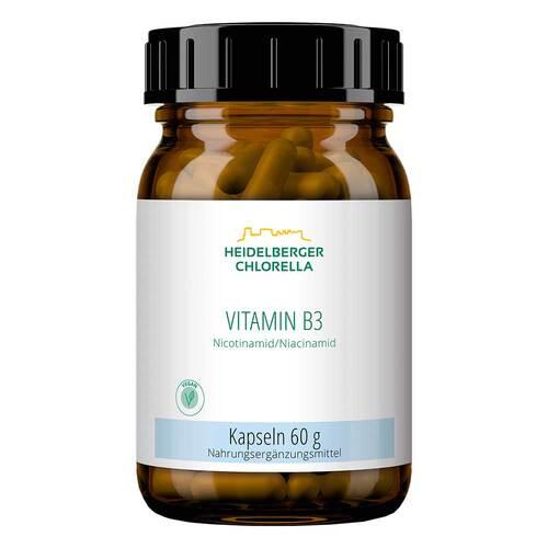 Vitamin B3 Nicotinamid Kapseln - 1