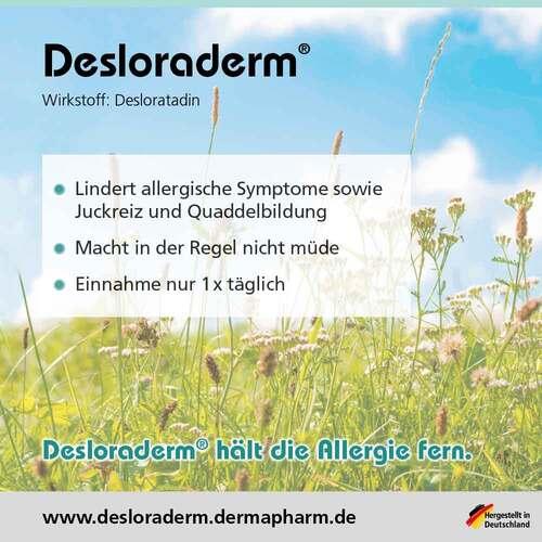 Desloraderm 5 mg Filmtabletten - 3