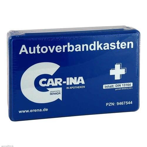 Senada Car-Ina Autoverbandkasten blau - 1