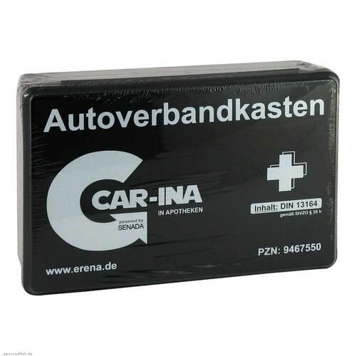 Senada Car-Ina Autoverbandkasten schwarz - 1