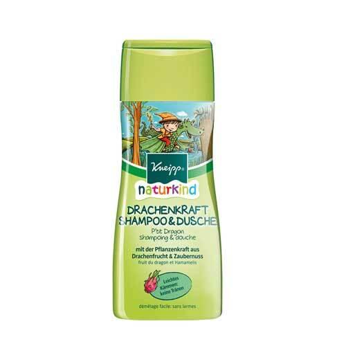 kneipp naturkind drachenkraft shampoo dusche bei aponeo kaufen. Black Bedroom Furniture Sets. Home Design Ideas
