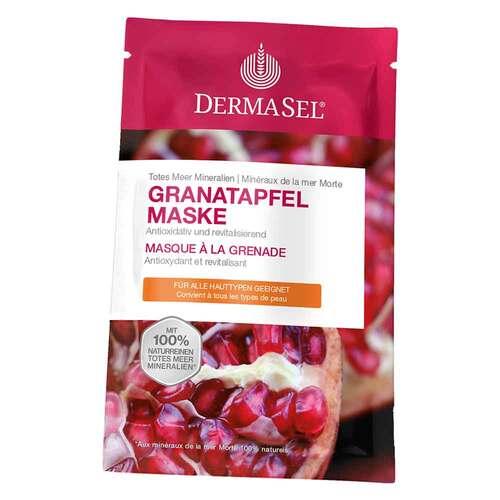 Dermasel Spa Totes Meer Maske Granatapfel - 1