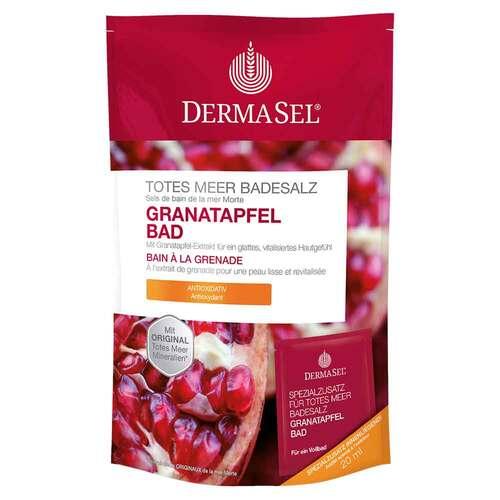 Dermasel Spa Totes Meer Badesalz Granatapfel - 1