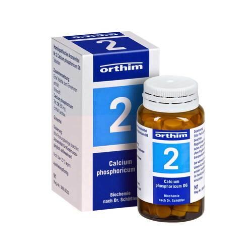 Biochemie Orthim 2 Calcium phosphoricum D 6 Tabletten - 1