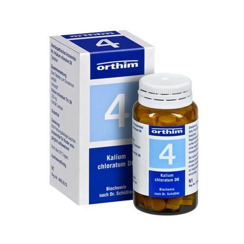 Biochemie Orthim 4 Kalium chloratum D 6 Tabletten - 1