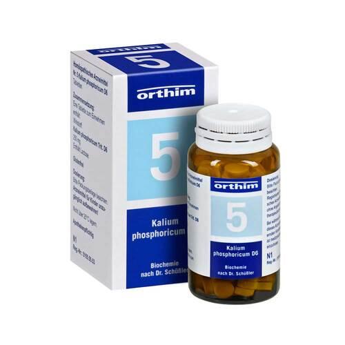 Biochemie Orthim 5 Kalium phosphoricum D 6 Tabletten - 1