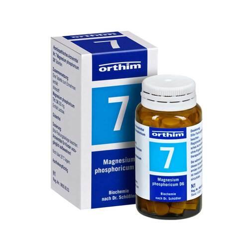 Biochemie Orthim 7 Magnesium phosphoricum D 6 Tabletten - 1
