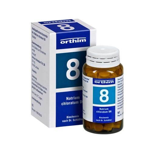 Biochemie Orthim 8 Natrium chloratum D 6 Tabletten - 1