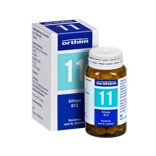 Biochemie Orthim 11 Silicea D 12 Tabletten - 1