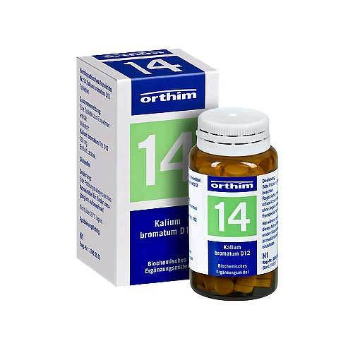 Biochemie Orthim 14 Kalium bromatum D 12 Tabletten - 1