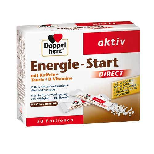 Doppelherz Energie-Start Direct Pellets - 1