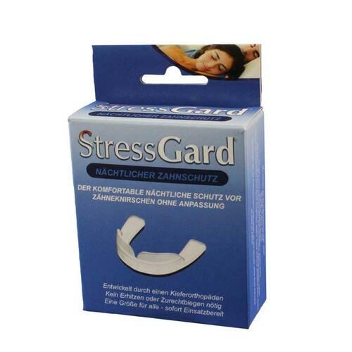 Stressgard Aufbissschiene gegen Bruxismus - 1