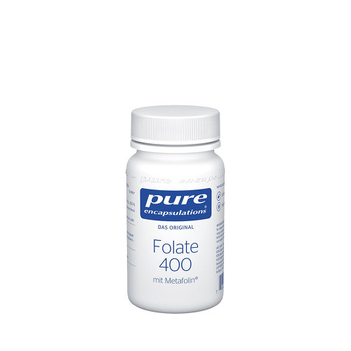 Pure Encapsulations Folate 400 Kapseln - 1