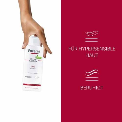 Eucerin DermoCapillaire pH5 Shampoo - 3
