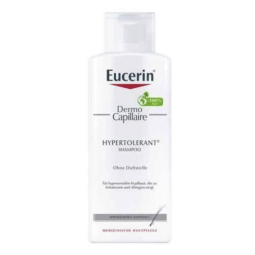 Eucerin DermoCapillaire Hypertolerant Shampoo - 1