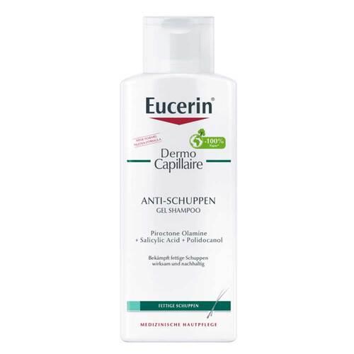 Eucerin DermoCapillaire Anti-Schuppen Gel Shampoo - 1