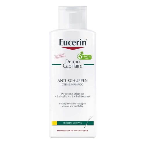 Eucerin DermoCapillaire Anti-Schuppen Creme Shampoo - 1