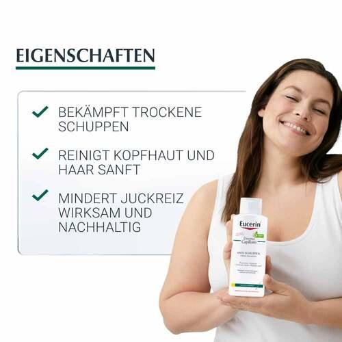 Eucerin DermoCapillaire Anti-Schuppen Creme Shampoo - 2