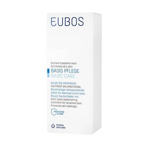Eubos Salbe 5% Panthenol - 4