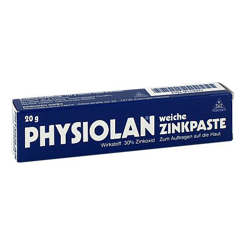 Physiolan weiche Zinkpaste - 1