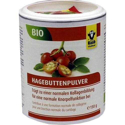 Hagebutten Biopulver - 1