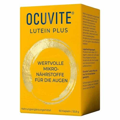 Ocuvite Lutein Plus Kapseln - 1