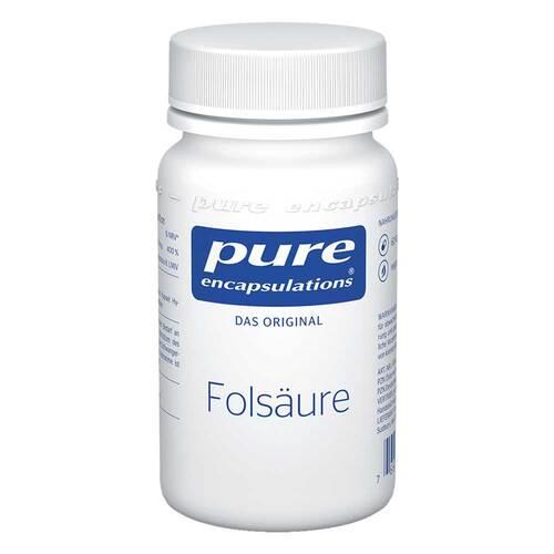 Pure Encapsulations Folsäure Kapseln - 1