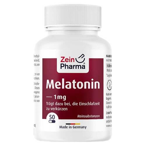 Melatonin Kapseln 1 mg - 1