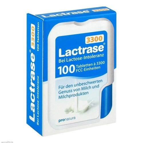 Lactrase 3.300 FCC Tabletten im Klickspender - 1