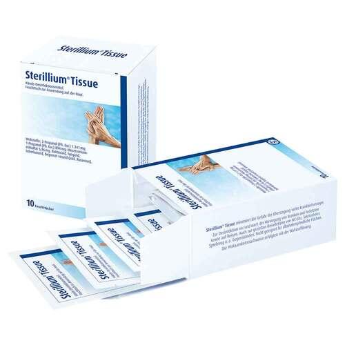 Sterillium Tissue - 1