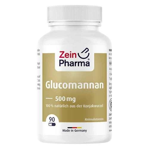 Glucomannan Sättigungskapseln - 1